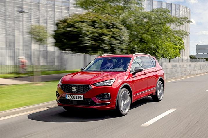 A SEAT megnöveli nagyméretű SUV modelljének teljesítményét: megkezdődött a 245 lóerős Tarraco 2.0 TSI DSG 4Drive gyártása