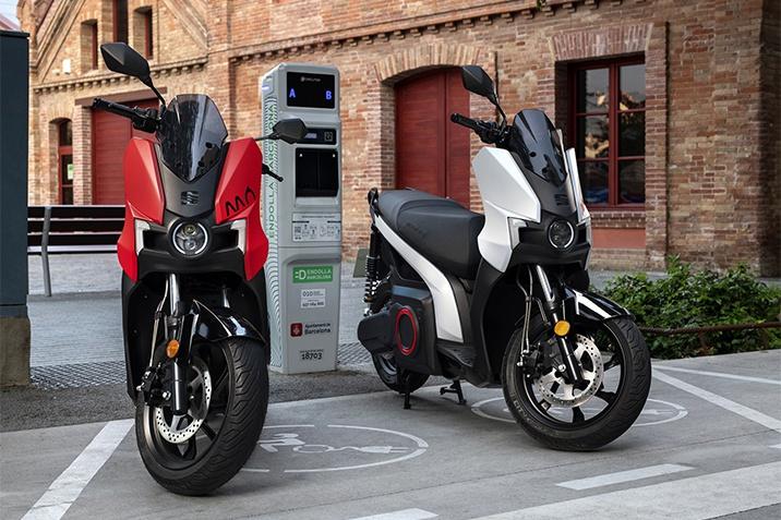 Piacra lép az első teljesen elektromos SEAT MÓ eScooter 125